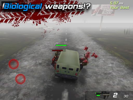 Zombie Highway 1.10.7 screenshots 9
