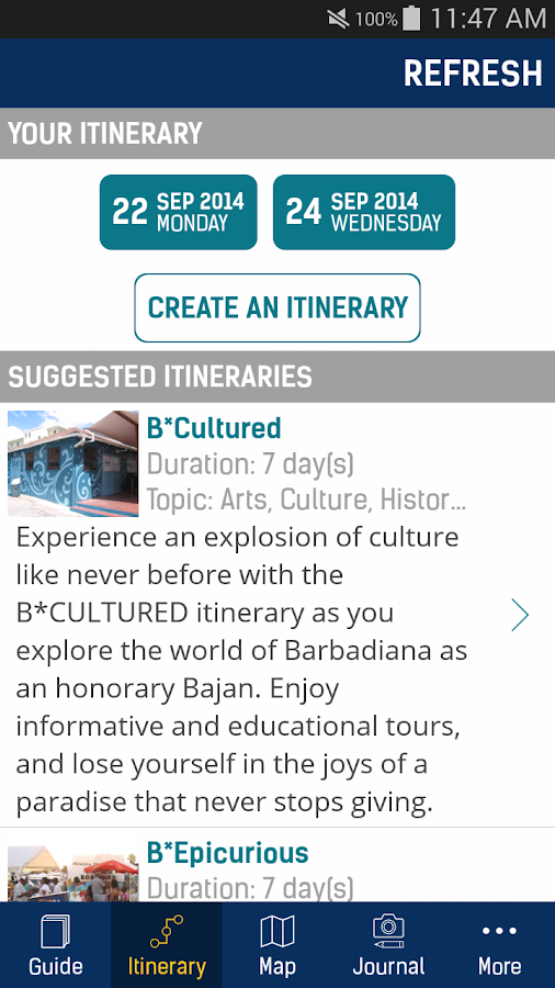 Barbados Official Travel Guide - screenshot