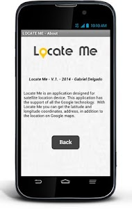 LocateMe screenshot 4