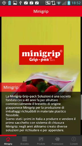 Minigrip® Grip-pak®