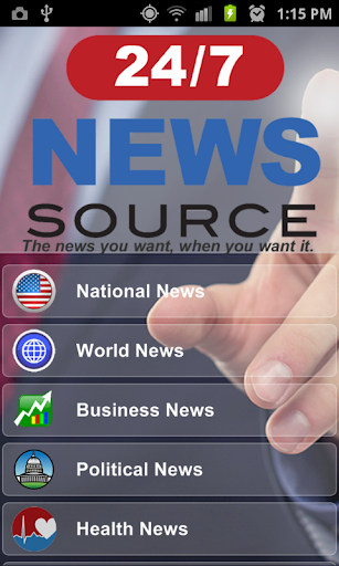 24 7 News Source