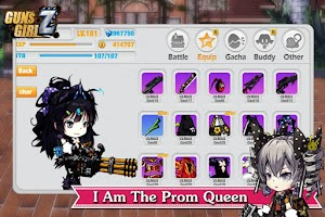Screenshot of Guns Girl - School DayZ