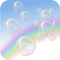 Blow Soap Bubbles LWP icon