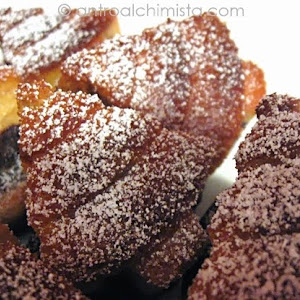 Marble Chocolate Banana Bread