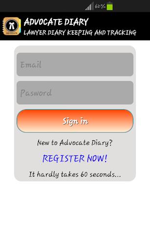 Advocate Diary Free Case Tool