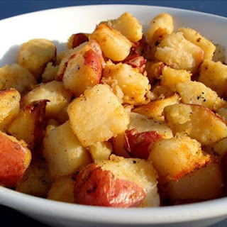 Grilled Potatoes or Roasted Potatoes on the Grill