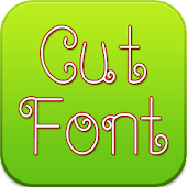 Cut Font for Samsung Galaxy