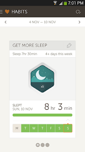 Basis B1 Fitness&Sleep Tracker- screenshot thumbnail