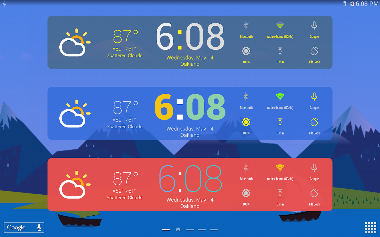 Google themes xp - Kairo Xp For Hd Widgets Screenshot
