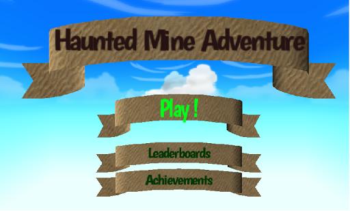 Haunted Mine Adventure