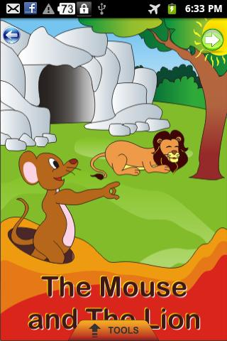 The Lion and The Mouse - Story