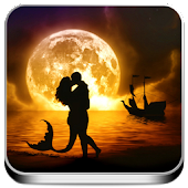 Romantic Lovers Background