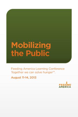 Mobilizing the Public 2013