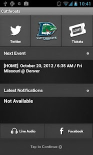 Denver Cutthroats - screenshot thumbnail