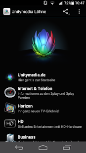 Unitymedia Löhne - screenshot thumbnail