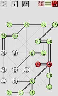 Hashi Extreme Puzzles- screenshot thumbnail