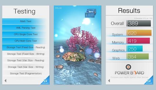 Basemark OS Platform Benchmark Screenshot 8