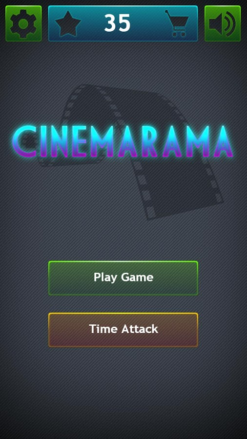 Cinemarama - guess the movie! - screenshot