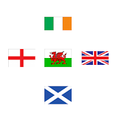 UK Flag Widget / Sticker
