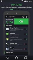 Screenshot of Lockdown Pro - AppLock