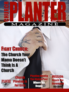Church Planter Magazine- screenshot thumbnail