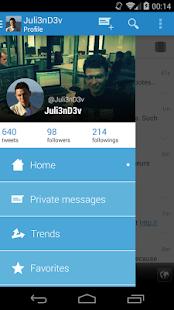Jumy Premium for Twitter - screenshot thumbnail