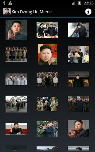 Kim Dzong Un Meme