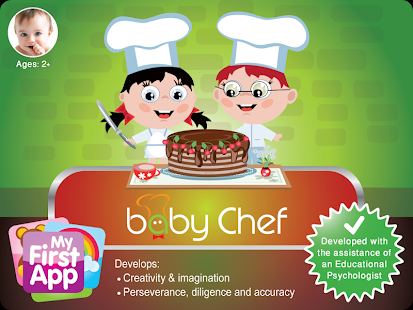 Baby Chef- screenshot thumbnail