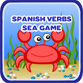 Spanish Verbs Sea Game