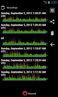 ProRecord Audio Voice Memo- screenshot thumbnail