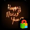 HappyNewYear2 DodolLockerTheme icon