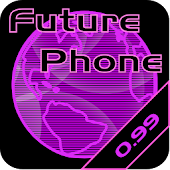 Future Phone Pink Super Theme
