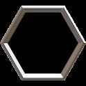 HexChrome-Nova Apex ADW Holo icon