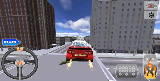 Sports Car Driving 3D