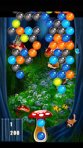 玩免費街機APP|下載Enchanted Bubble Shooter app不用錢|硬是要APP