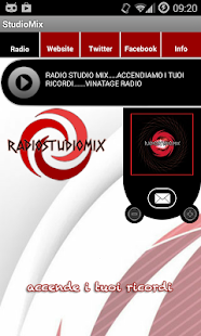 Studio Mix- miniatura screenshot