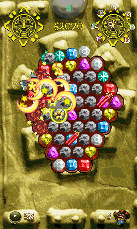 Jewels Towers FREE - screenshot
