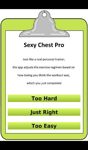 玩免費健康APP|下載性感胸部鍛煉 app不用錢|硬是要APP