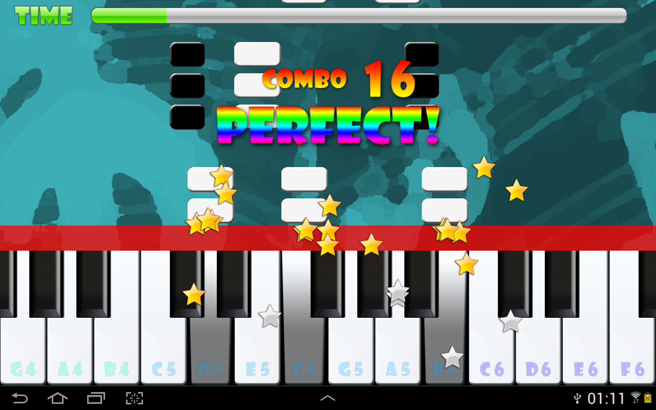 Piano Master Chopin Special- screenshot
