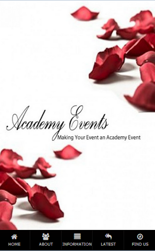 Academy Events