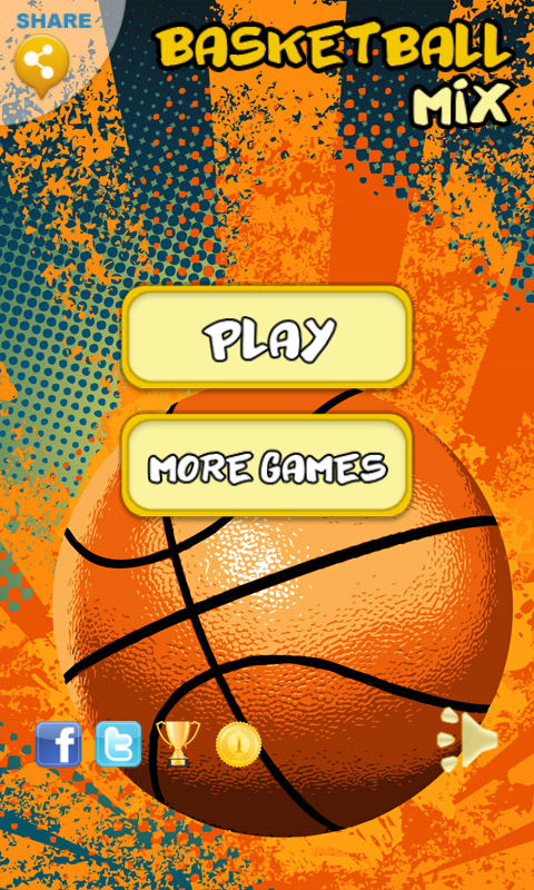 Basketball Mix - screenshot