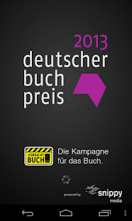 Buchpreis - screenshot thumbnail