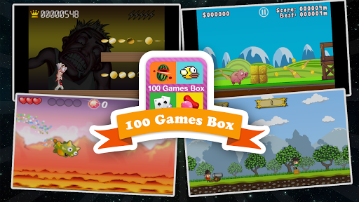 100 Games Box: All in One