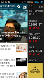 The Economic Times News Screenshot 3