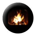 Virtual Fireplace logo