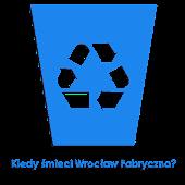 Kiedy Śmieci Wrocław Fabryczna