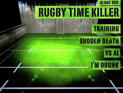 Rugby Time Killer