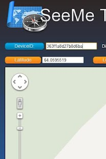 SeeMe GPS Tracker- screenshot thumbnail