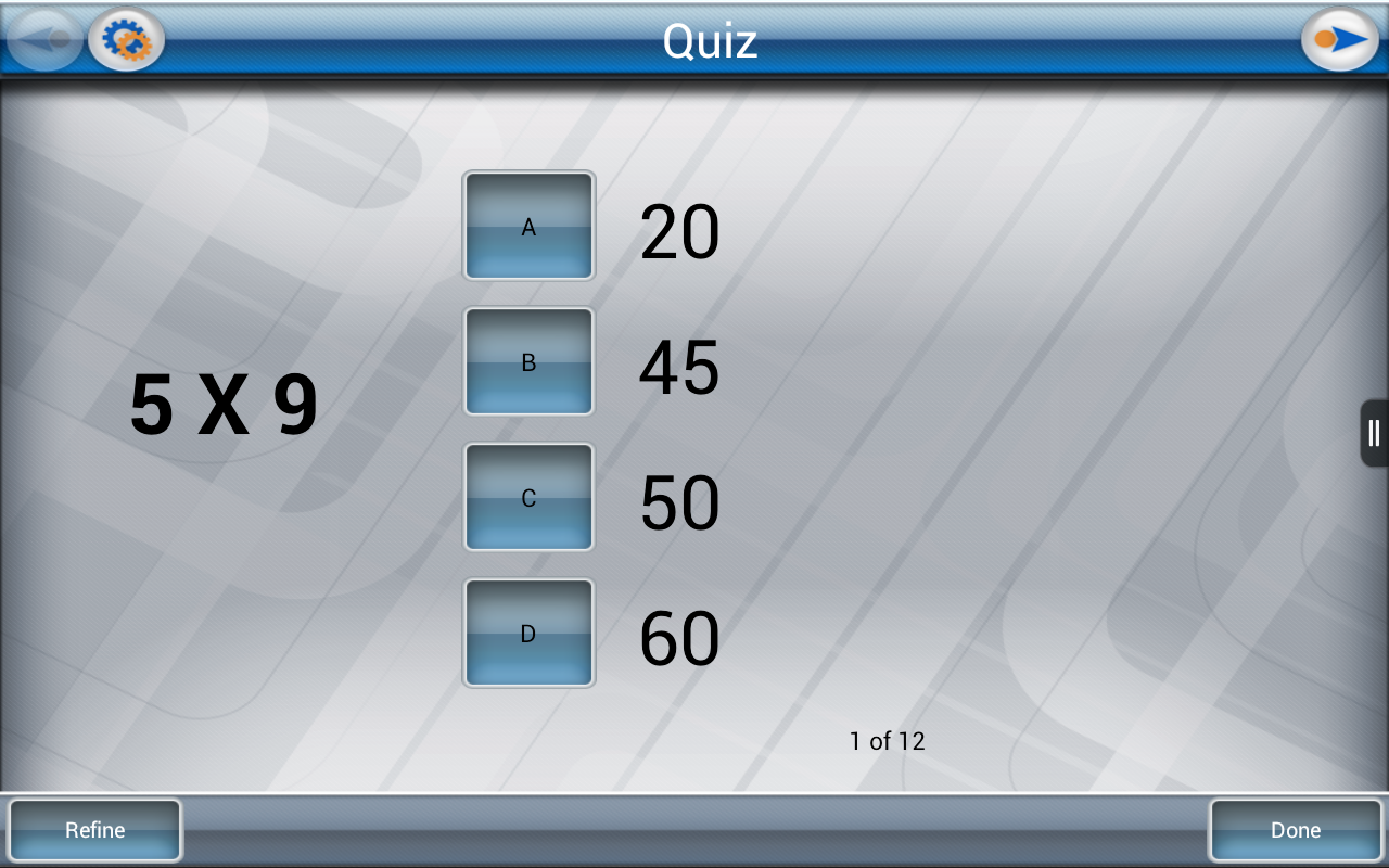 Quizard Flashcards Lite- screenshot