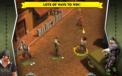 AntiSquad Tactics- screenshot thumbnail